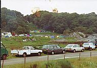 Music Festival Campers