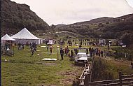 One of the early Glenuig Games & Music Festivals
