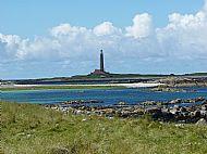 Monach Island lighthouse