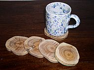 woodcraft coasters