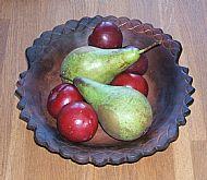 Scottish Thistle Fruit bowl