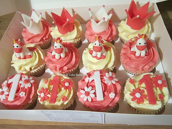 Hull Cake Boutique Cupcakes