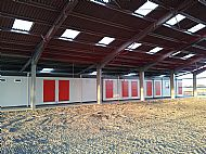 The portable buildings