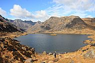 Loch Coruisk in the heart of the mighty Cuillin
