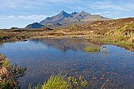 The Black Cuillin at Sligachan