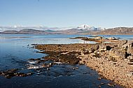 Ord, Loch Eishort and the Cuillin