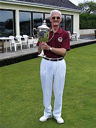 Hugh Morgan - 2018 Club Champion