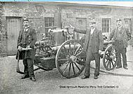Royal Naval Hospital Fire Service 1890