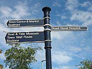 Camden Road street sign