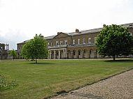 The Great Court - west block & Chapel (centre)