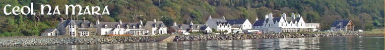 Ceol Na Mara Bed and Breakfast,nr Kyle of Lochalsh