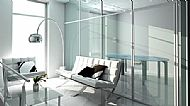 Internal Glass Screens, Tables, Barriers