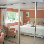 Mirror Wardrobes