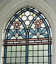 Repairs to Stained Glass Windows