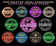Ships of the PSS Fleet