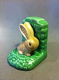 Rabbit Bookend