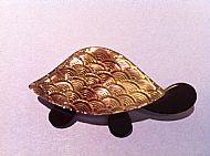Little Tortoise brooch