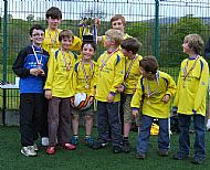 Winners of 2012 JYC Football