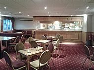 Upstairs Bar. Available for members to hire for functions.