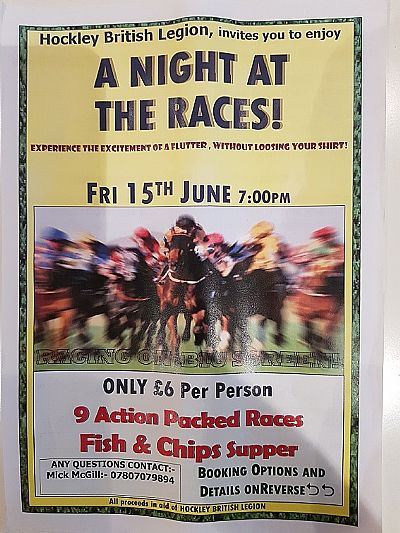 come to the races