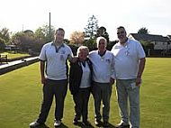 2012 Charity Day Winners