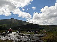6th July 2014: Strath Fionan Weekend