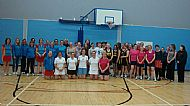 Highland and Moray Netball group 2014