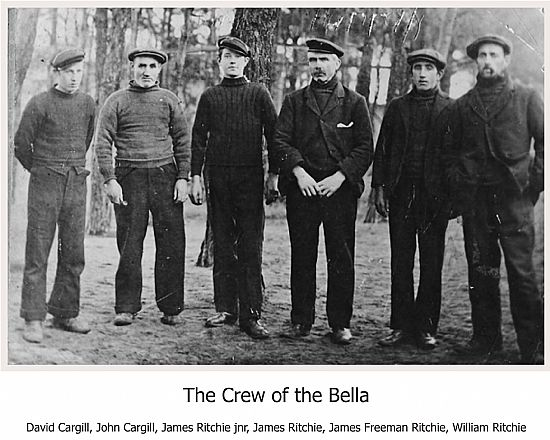 bella crew