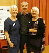 Dorothy, Roddie & Moira