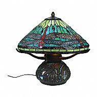 Tiffany DF04 dragon fly table lamp