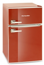Montpellier MAB2030r undercounter fridge freezer