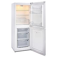 Montpellier MFF152w frost free fridge freezer