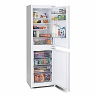 Montpellier MIFF5051F Integrated 50/50 fridge freezer