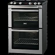 Zanussi ZCV667MXC 60cm cooker