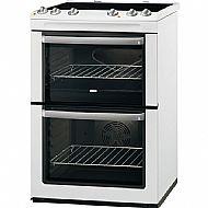 Zanussi ZCV668mw Ceramic Cooker