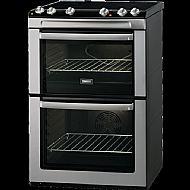 Zanussi ZCV668MX 60cm cooker