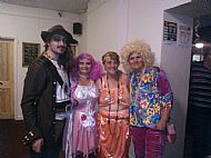 Fancy Dress Disco in Williton
