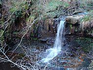 Arnsalloch Falls