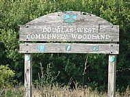 Community Woodland,   Douglas West, Douglas