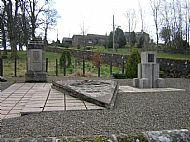 Polish memorial garden