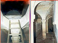 Saint Brides Crypt