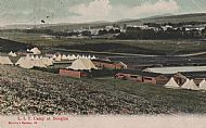 Lanarkshire Yeomanry camp