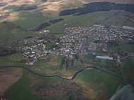 Douglas from the air