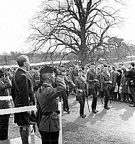 Cameronian disbandment, May 1968  Part 1