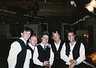 Buskateers with Duncan Norvelle @ Blackpool 1996!