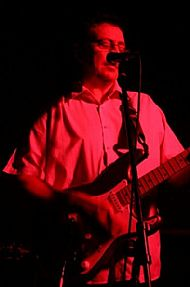 Playing The Cherokee Club in Hull 2008!
