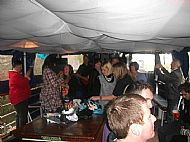 Playing on Sprotbrough Riverboat in Doncaster @ a Halloween engagement party Jan 2012