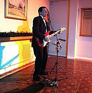 Playing Sherwood Golf Club NYE 2013