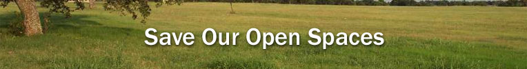 Save our Open Spaces