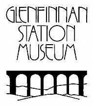 glenfinnan station museum logo